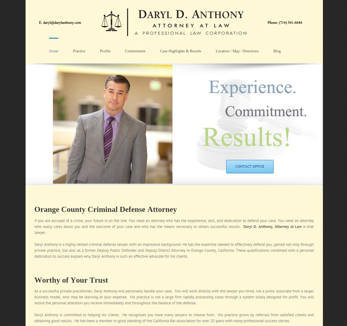 DarylAnthony.com